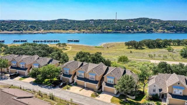 20953 Waterside Dr, Lago Vista, TX 78645 (#4200201) :: Sunburst Realty
