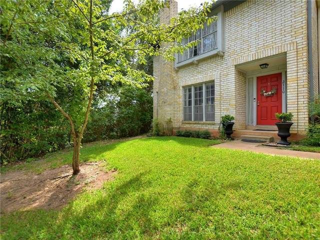 2110 Morley Dr, Austin, TX 78752 (#4201755) :: The Summers Group