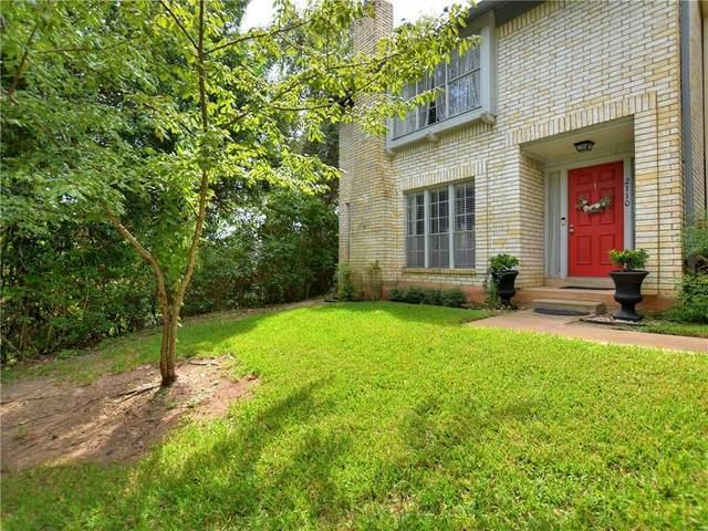 2110 Morley Dr, Austin, TX 78752 (#4201755) :: Green City Realty