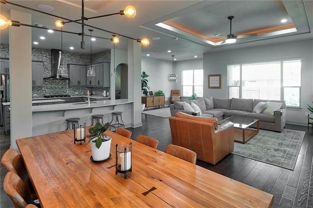 124 Ruffino Ln, Georgetown, TX 78628 (#4206812) :: Papasan Real Estate Team @ Keller Williams Realty