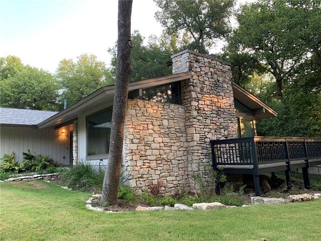 27 Hull Cir, West Lake Hills, TX 78746 (#4210575) :: The Perry Henderson Group at Berkshire Hathaway Texas Realty
