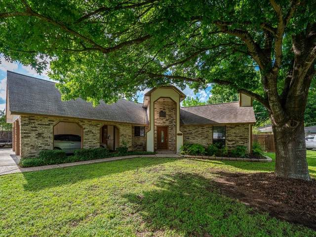 388 Spring River Dr, Martindale, TX 78655 (#4232574) :: First Texas Brokerage Company
