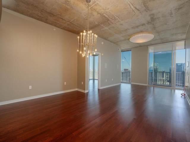 360 Nueces St #3309, Austin, TX 78701 (#4236967) :: First Texas Brokerage Company