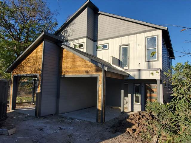 6310 Porter St A, Austin, TX 78741 (#4249400) :: The Summers Group