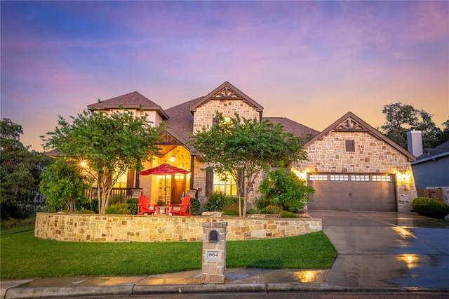 664 Acorn Dr, New Braunfels, TX 78130 (#4249429) :: Ben Kinney Real Estate Team
