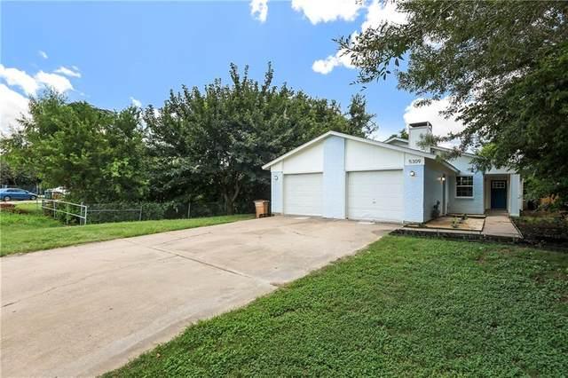 5309 Purple Sage Dr, Austin, TX 78724 (#4251874) :: Green City Realty
