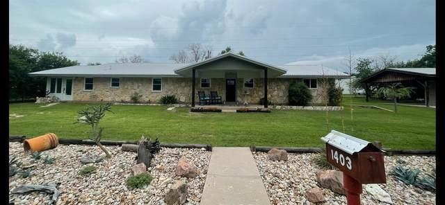 1403 Willow St, Kingsland, TX 78639 (#4261089) :: Ben Kinney Real Estate Team