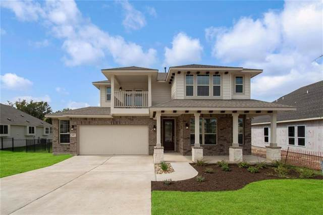 817 Mediterranean Drive, Leander, TX 78641 (#4261521) :: The Perry Henderson Group at Berkshire Hathaway Texas Realty