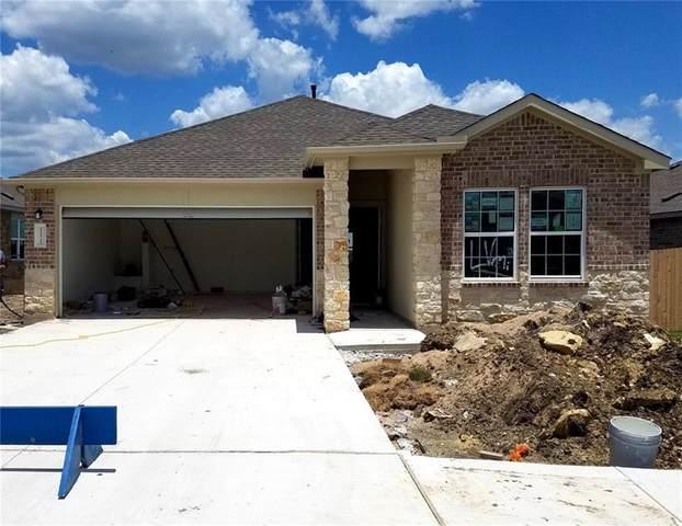 1121 Nokota Bend, Georgetown, TX 78626 (#4281299) :: The Perry Henderson Group at Berkshire Hathaway Texas Realty