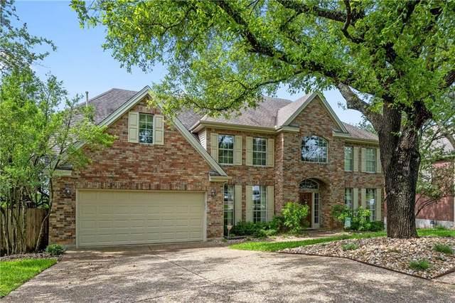 7407 Blue Beach Cv, Austin, TX 78759 (#4291894) :: Papasan Real Estate Team @ Keller Williams Realty