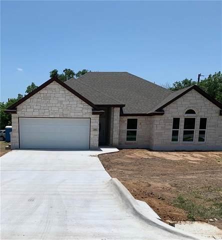210 E Wheeler St, Manor, TX 78653 (#4292448) :: Front Real Estate Co.
