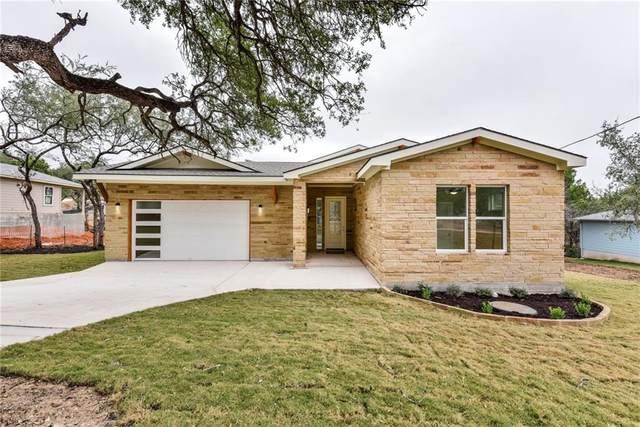 20401 Rockpark Ln, Lago Vista, TX 78645 (MLS #4294995) :: Brautigan Realty