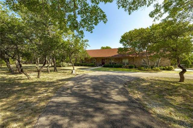 150 Live Oak, Liberty Hill, TX 78642 (#4297566) :: Papasan Real Estate Team @ Keller Williams Realty