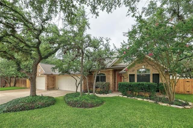 8908 Pepper Rock Dr, Austin, TX 78717 (#4300167) :: Papasan Real Estate Team @ Keller Williams Realty