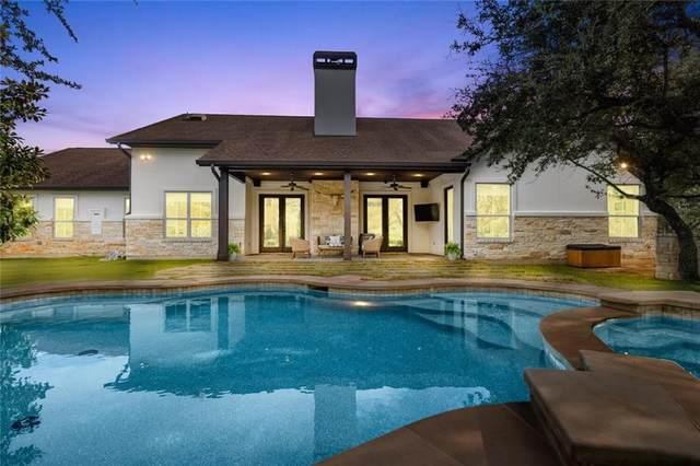 143 Cinder Cv, Dripping Springs, TX 78620 (#4302880) :: Papasan Real Estate Team @ Keller Williams Realty