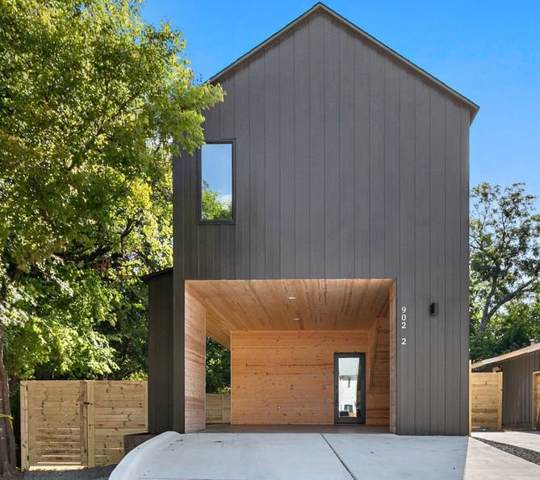 902 Garden Villa Ct #2, Austin, TX 78704 (#4303433) :: The Perry Henderson Group at Berkshire Hathaway Texas Realty