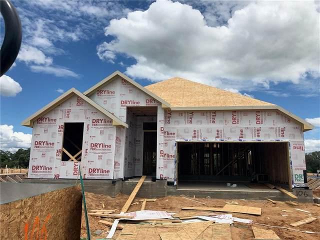 106 Acacia Pass, Bastrop, TX 78602 (#4308328) :: Papasan Real Estate Team @ Keller Williams Realty