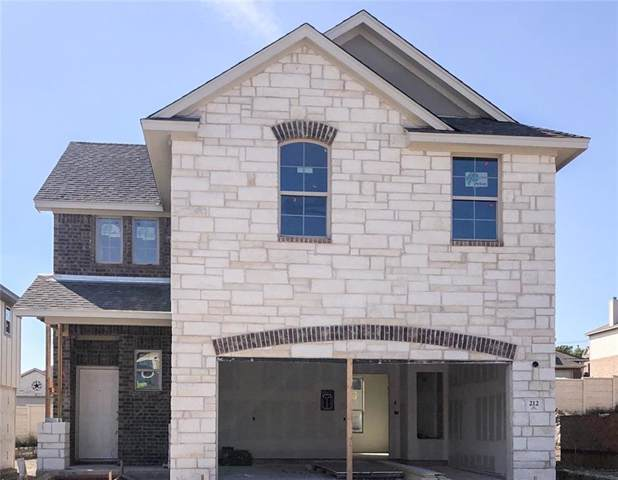 3651 Sandy Brook Dr #212, Round Rock, TX 78665 (#4322379) :: Douglas Residential