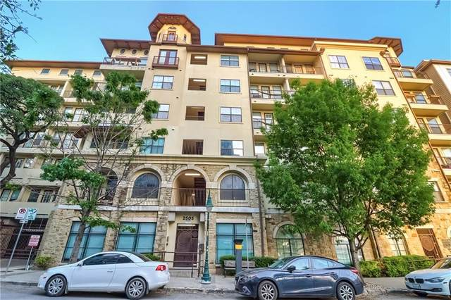 2505 San Gabriel St #301, Austin, TX 78705 (#4364998) :: Zina & Co. Real Estate