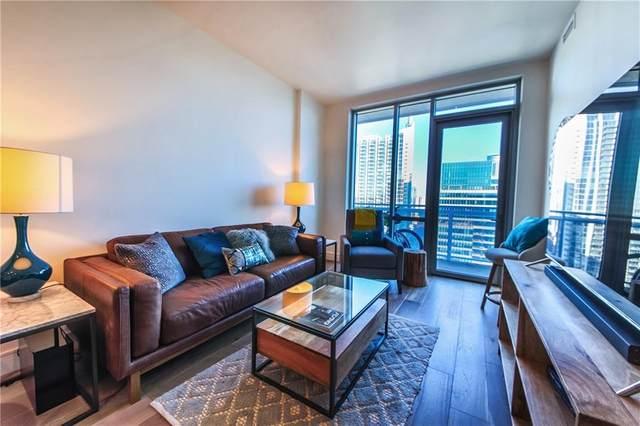 222 West Ave #2907, Austin, TX 78701 (#4378951) :: Papasan Real Estate Team @ Keller Williams Realty