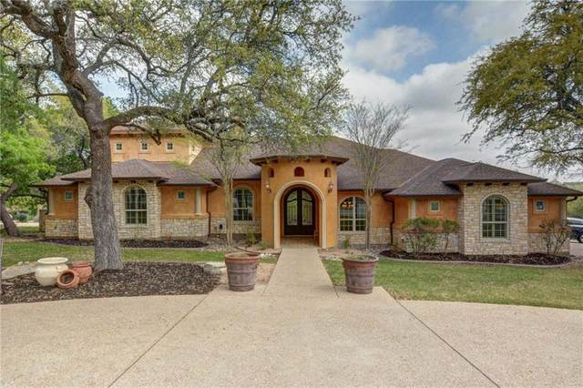 100 San Marino Trl, Georgetown, TX 78633 (#4383744) :: The Heyl Group at Keller Williams