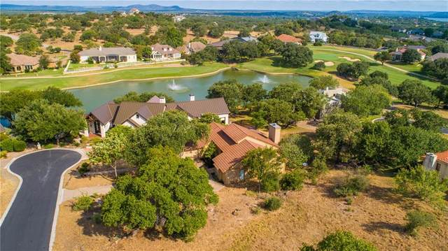 112 Comanche Agate, Horseshoe Bay, TX 78657 (#4389201) :: The Heyl Group at Keller Williams