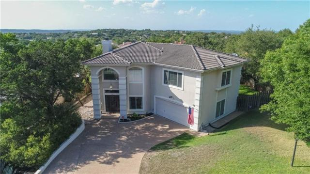 106 Schooner Dr, Lakeway, TX 78738 (#4401229) :: The Perry Henderson Group at Berkshire Hathaway Texas Realty
