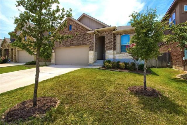 613 Rancho Verde Dr, Leander, TX 78641 (#4437031) :: The ZinaSells Group