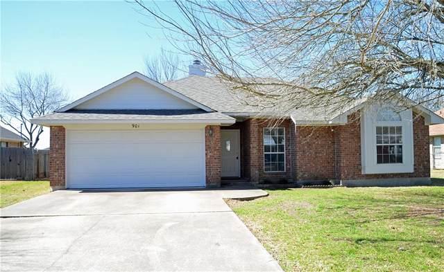 901 San Jacinto St, Lockhart, TX 78644 (#4438263) :: Papasan Real Estate Team @ Keller Williams Realty