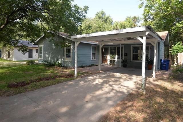 2806 Brinwood Ave, Austin, TX 78704 (#4440604) :: First Texas Brokerage Company