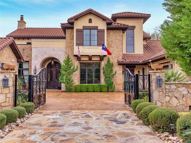 203 Flint Ridge Trl, Georgetown, TX 78628 (MLS #4452109) :: Vista Real Estate