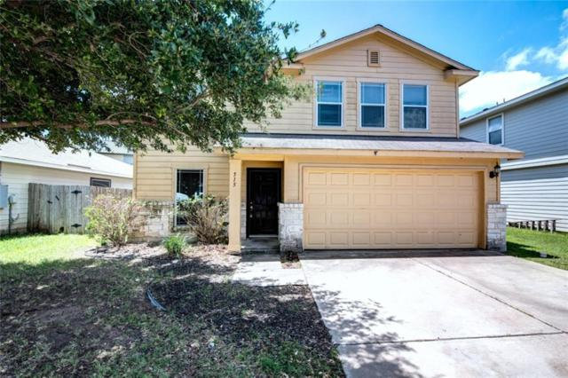 515 W Metcalfe St, Hutto, TX 78634 (#4460682) :: The Perry Henderson Group at Berkshire Hathaway Texas Realty