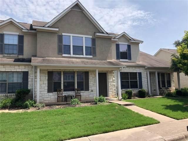 401 Buttercup Creek Blvd #1702, Cedar Park, TX 78613 (#4466066) :: Papasan Real Estate Team @ Keller Williams Realty