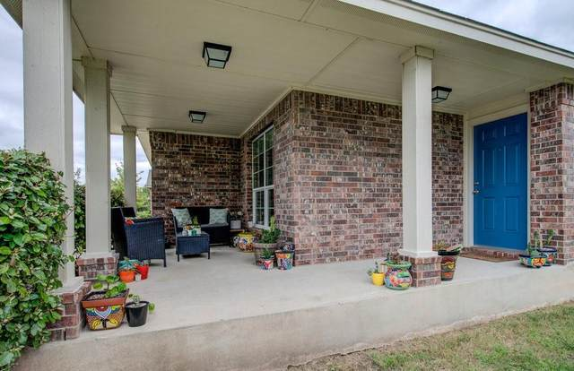 223 Lidell St, Hutto, TX 78634 (#4481462) :: Front Real Estate Co.