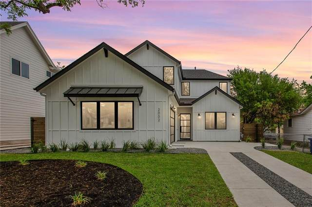 2002 Payne Ave, Austin, TX 78757 (#4484995) :: Front Real Estate Co.