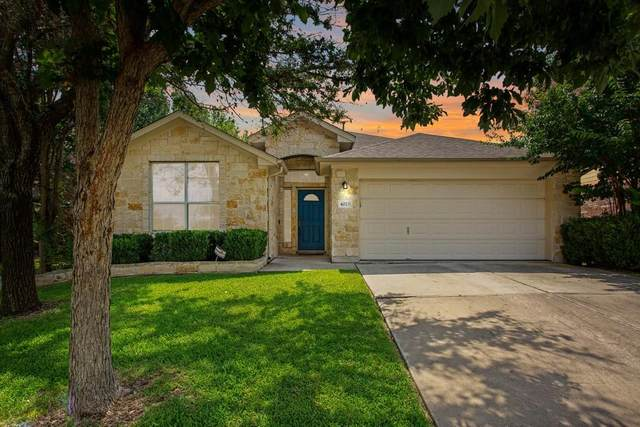 4023 Meadow Bluff Way, Round Rock, TX 78665 (MLS #4486761) :: Brautigan Realty