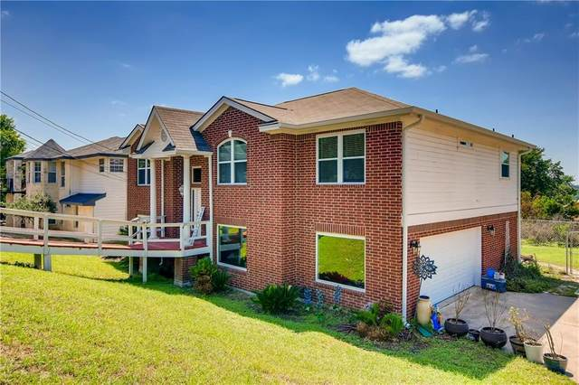 4804 Country Club Dr, Lago Vista, TX 78645 (#4486976) :: Papasan Real Estate Team @ Keller Williams Realty