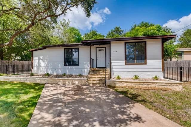 14518 Thunderhead Rd, Austin, TX 78734 (#4505570) :: Tai Earthman | Keller Williams Realty