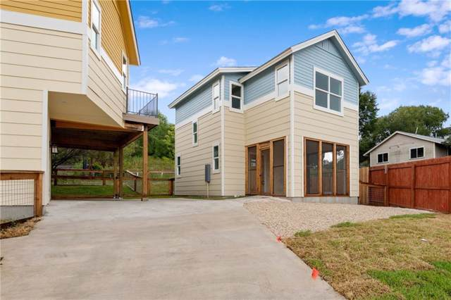 1317 Fort Branch B, Austin, TX 78721 (#4519651) :: The Perry Henderson Group at Berkshire Hathaway Texas Realty