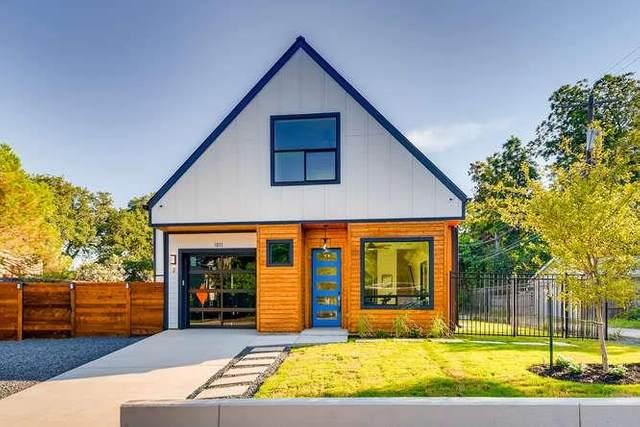 1811 Newton St B, Austin, TX 78704 (#4521960) :: R3 Marketing Group