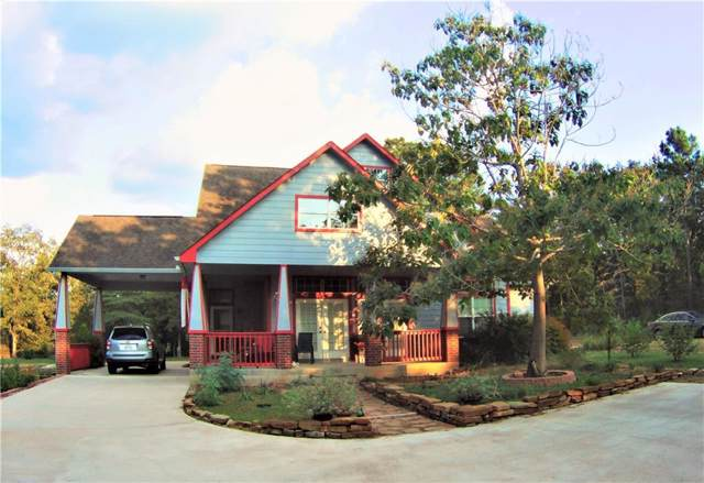 297 Old Antioch Rd, Smithville, TX 78957 (#4531372) :: The Perry Henderson Group at Berkshire Hathaway Texas Realty