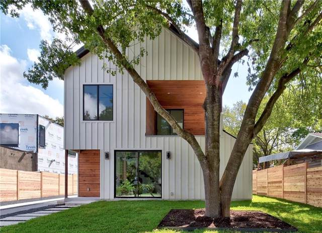 2501 Wilson St A, Austin, TX 78704 (#4534970) :: Ben Kinney Real Estate Team