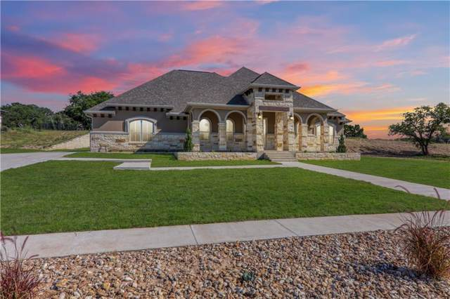 725 Buffalo Trl, Liberty Hill, TX 78642 (#4536755) :: The Heyl Group at Keller Williams