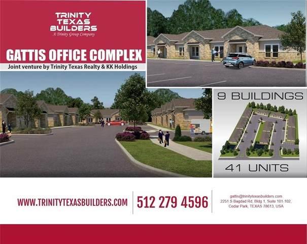 1000 Gattis School Rd #220, Round Rock, TX 78664 (#4541326) :: Sunburst Realty