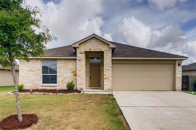 222 Teron Dr, San Marcos, TX 78666 (#4543510) :: Lancashire Group at Keller Williams Realty