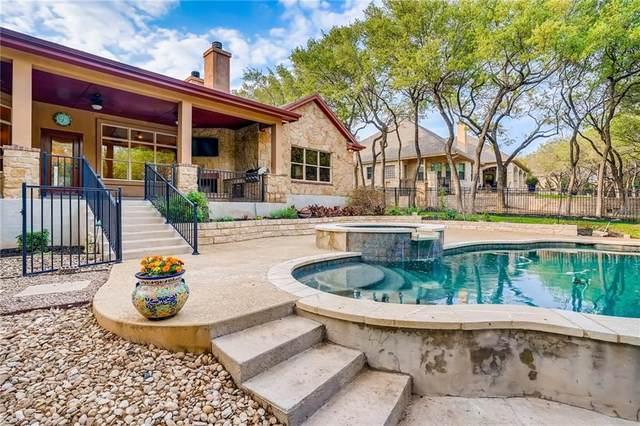524 Highland Spring Ln, Georgetown, TX 78633 (#4550013) :: Ben Kinney Real Estate Team