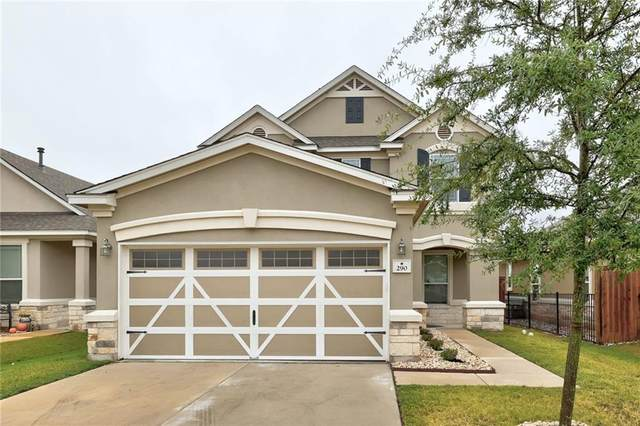 290 Danish Dr, Hutto, TX 78634 (#4550117) :: The Summers Group