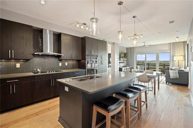 3600 S Lamar Blvd #401, Austin, TX 78704 (#4552932) :: Lauren McCoy with David Brodsky Properties