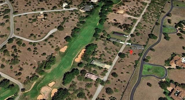 333 Sun Ray, Horseshoe Bay, TX 78657 (#4553506) :: Papasan Real Estate Team @ Keller Williams Realty
