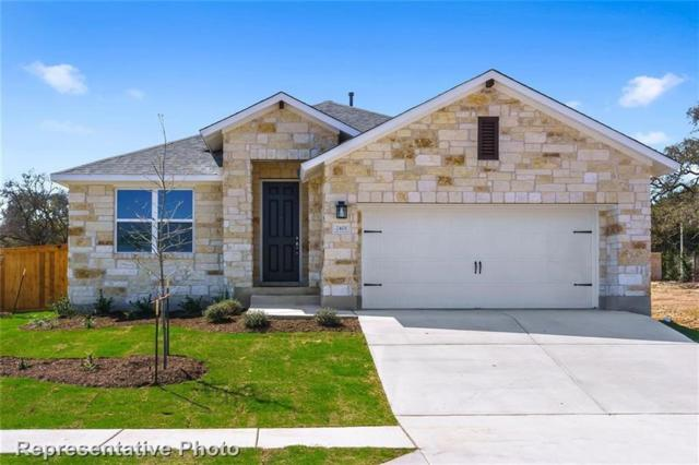 2421 Burberry Ln, Leander, TX 78641 (#4553656) :: The ZinaSells Group